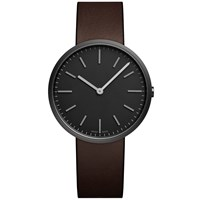 Uniform Wares M37 Wristwatch Brown