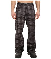 Columbia Ridge 2 Run Ii Pant Black Buffalo Camo Men's Outerwear