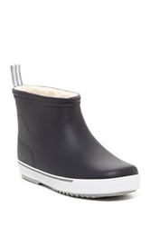 Tretorn Wings Lag Vinter Fleece Lined Rain Boot Black