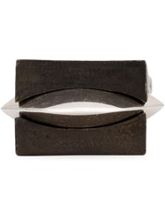 Henson Blade Ring Metallic