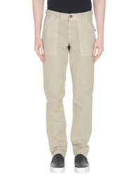 Incotex Red Casual Pants Beige
