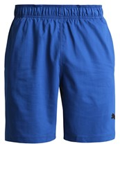 Puma Sports Shorts True Blue Black