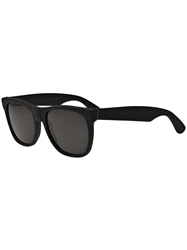 Retro Super Future 'Classic Black Matte' Sunglasses