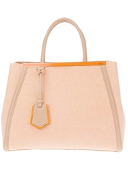Fendi '2 Jours' Tote Bag Biffi Farfetch.Com