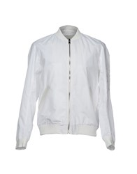 Plac Jackets White