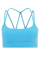 Gap Sports Bra Dynamic Blue Light Blue
