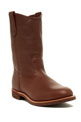 Red Wing Shoes Pecos 11 Boot Wide Width Brown