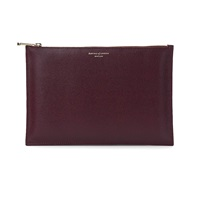 Aspinal Of London Essential Pouch Large Red