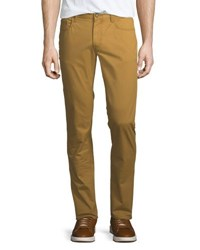 Penguin P55 Slim Stretch Pants Brown