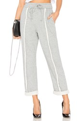 Kendall Kylie Pull On Sweatpant Gray
