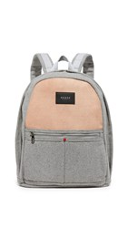 State Auburn Backpack Heather Camel