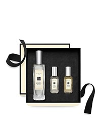 Jo Malone London Wood Sage And Sea Salt Fragrance Combining Trio No Color