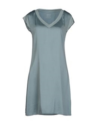 Crossley Short Dresses Azure