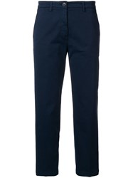Department 5 Chino Trousers Blue