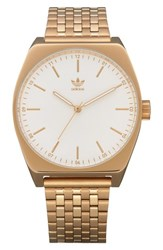 Adidas Process Bracelet Watch 38Mm Gold White Gold
