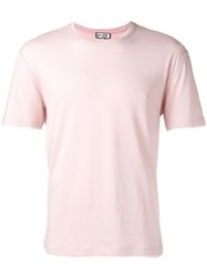 Paul And Joe Plain T Shirt Pink Purple