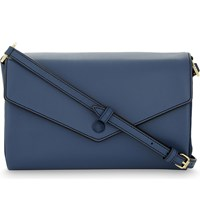 Sandro Pola Leather Cross Body Bag Multi
