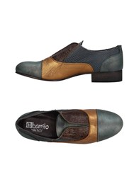 Ebarrito Loafers Green