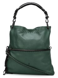 Henry Beguelin 'Alma' Tote Green