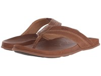 Olukai Mohalu Ginger Ginger Men's Sandals Tan