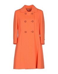 Clips More Full Length Jackets Orange