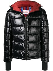 Invicta Hooded Padded Jacket Black