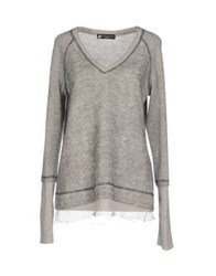 Compagnia Italiana Sweaters Grey