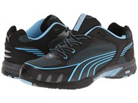 Puma Safety Fuse Motion Sd Black Blue Women's Work Boots