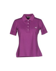 Henry Cotton's Topwear Polo Shirts Women