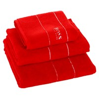 Hugo Boss Towel Poppy Bath Sheet