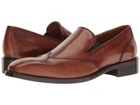 Donald J Pliner Valente Saddle Men's Shoes Brown