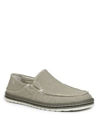 Simple Canvas Slip On Sneakers Griffin