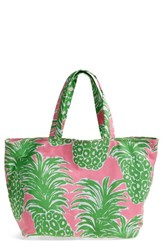 Lilly Pulitzer Canvas Beach Tote