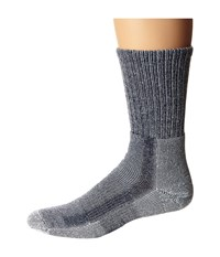 Thorlos Light Hiking Crew Single Pair Navy Men's Crew Cut Socks Shoes