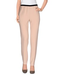 Ql2 Quelledue Ql2 Quelledue Trousers Casual Trousers Women Sand