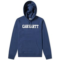 Carhartt Hooded College Sweat Blue