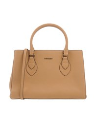 Twin Set Simona Barbieri Handbags Sand