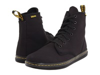 Dr. Martens Shoreditch Black Canvas Women's Lace Up Boots Multi