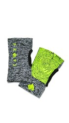 Props Athletics Freedom Athletic Compression Gloves Grey Yellow