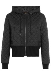 Burberry Brit Quilted Down Jacket Black