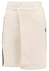 Adidas Originals Brooklyn Heights Mini Skirt Linen Beige