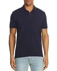 Velvet Willis Regular Fit Polo Shirt Mid Blue