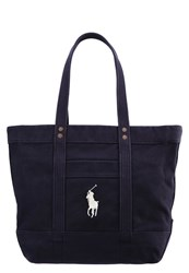 Polo Ralph Lauren Tote Bag Navy Dark Blue