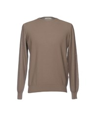 Kangra Cashmere Sweaters Dove Grey