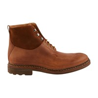 Heschung Gingko Country Hydrovelours Boots Canelle Terre