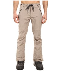 686 Parklan Triple Black Pants Khaki Men's Casual Pants