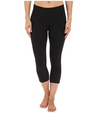 The North Face Go Anywear Capri Leggings Tnf Black Women's Capri