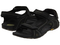 Vionic With Orthaheel Technology Boyes Black Men's Sandals