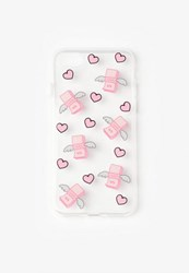 Missguided Pink Flying Dollar Iphone 6 Case