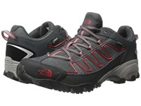 The North Face Ultra 109 Gtx Zinc Grey Pompeian Red Men's Shoes Gray